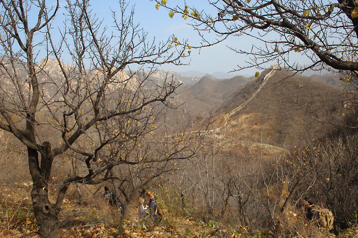 Kids Club—Xiangtun Village loop hike, 2020/11/07 photo #11