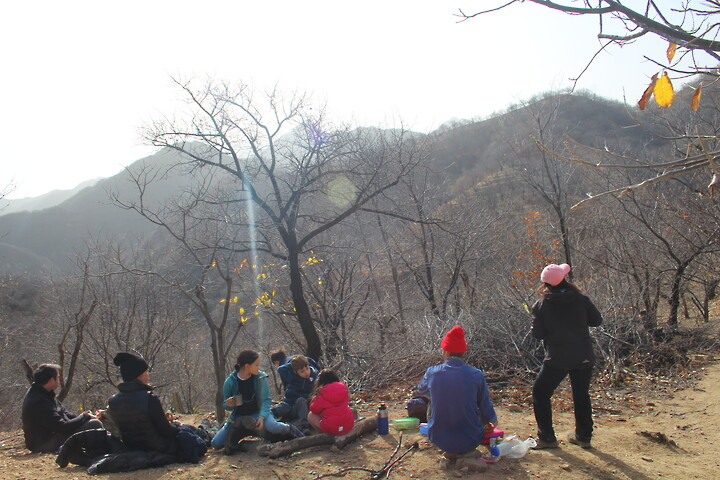Kids Club—Xiangtun Village loop hike, 2020/11/07 photo #15