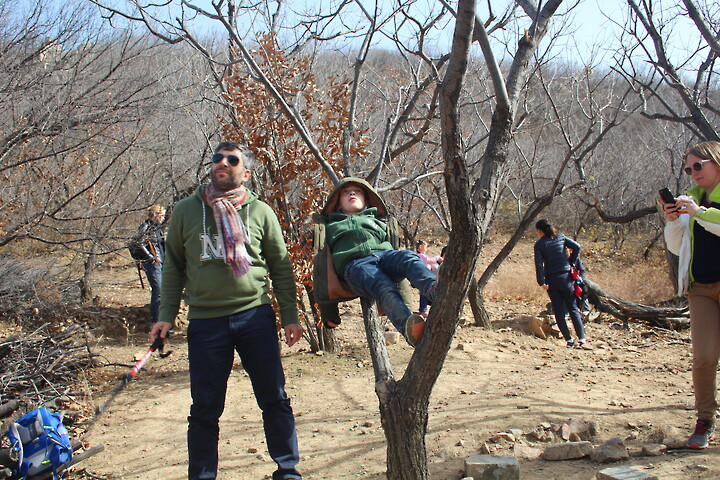 Kids Club—Xiangtun Village loop hike, 2020/11/07 photo #16