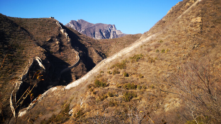 Great Wall Spur, 2020/11/08