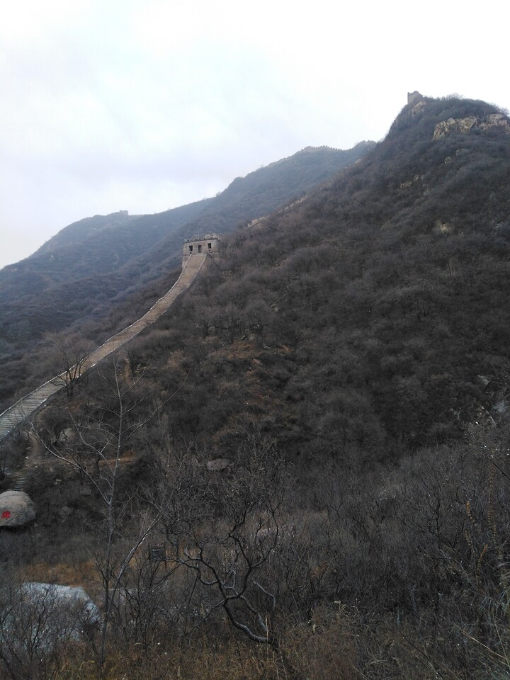 Badaling Ancient Great Wall, 2020/11/14 photo #1
