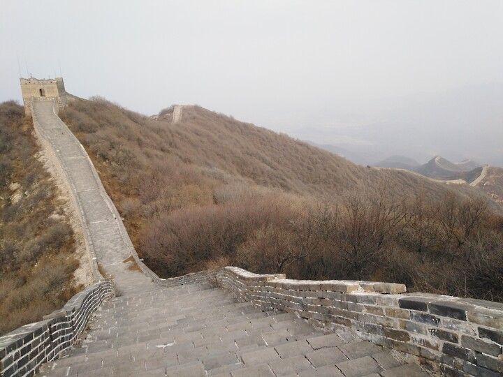 Badaling Ancient Great Wall, 2020/11/14 photo #5
