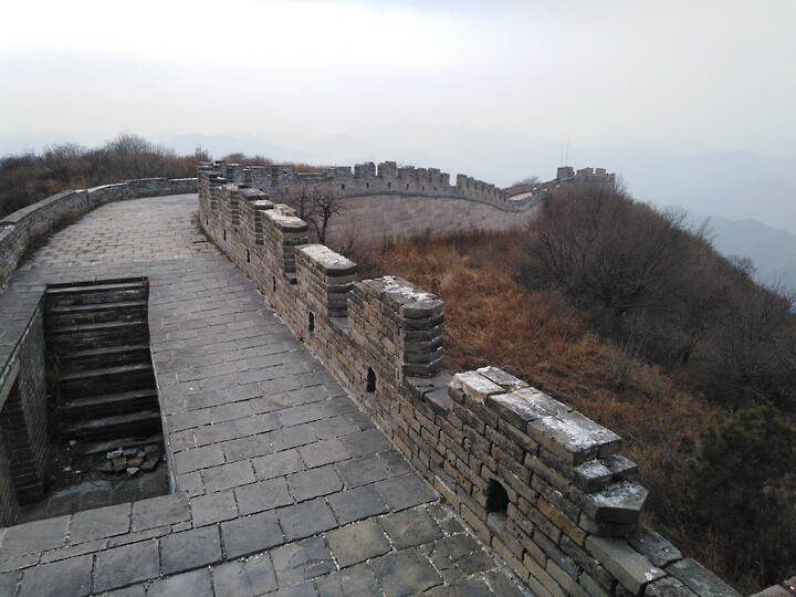 Badaling Ancient Great Wall, 2020/11/14 photo #6