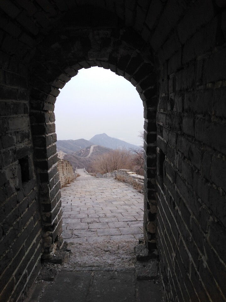 Badaling Ancient Great Wall, 2020/11/14 photo #7