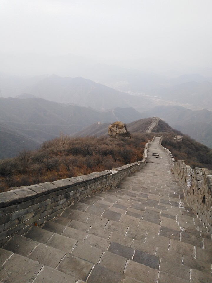 Badaling Ancient Great Wall, 2020/11/14 photo #8