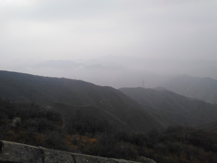 Badaling Ancient Great Wall, 2020/11/14 photo #9