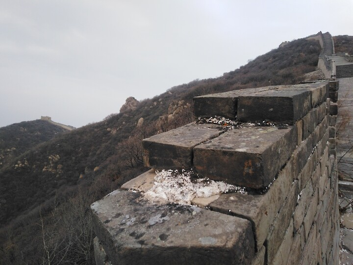 Badaling Ancient Great Wall, 2020/11/14 photo #10