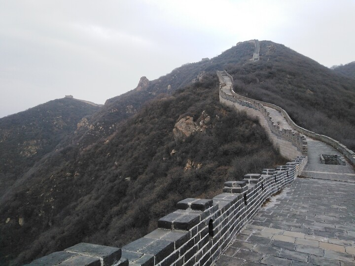 Badaling Ancient Great Wall, 2020/11/14 photo #12
