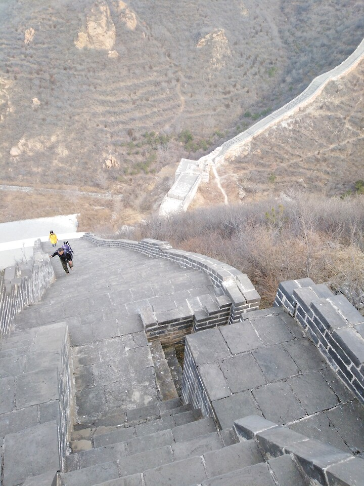 Badaling Ancient Great Wall, 2020/11/14 photo #14