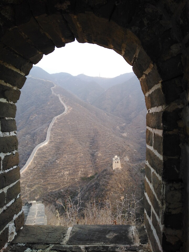 Badaling Ancient Great Wall, 2020/11/14 photo #15