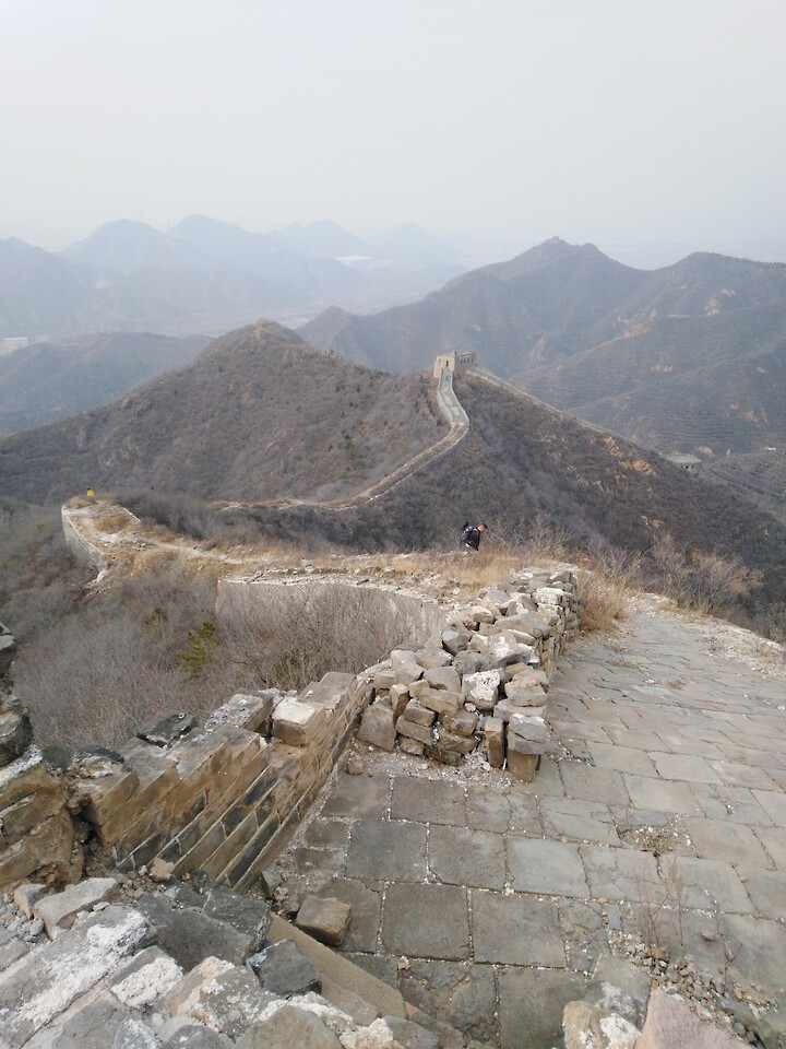 Badaling Ancient Great Wall, 2020/11/14 photo #16