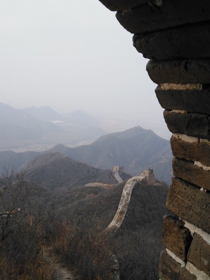 Badaling Ancient Great Wall, 2020/11/14 photo #18