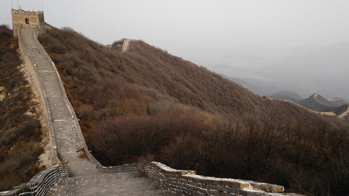 Badaling Ancient Great Wall, 2020/11/14