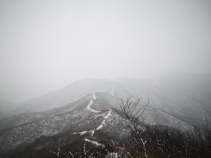 Switchback Great Wall, 2020/11/21 photo #5