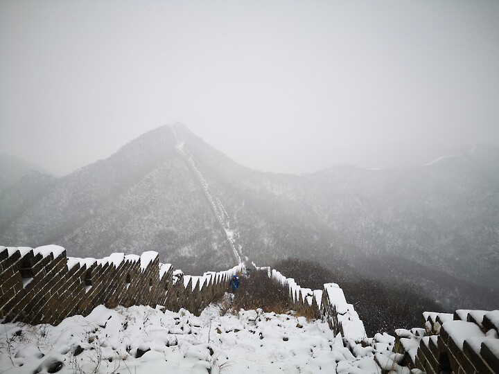 Switchback Great Wall, 2020/11/21 photo #15