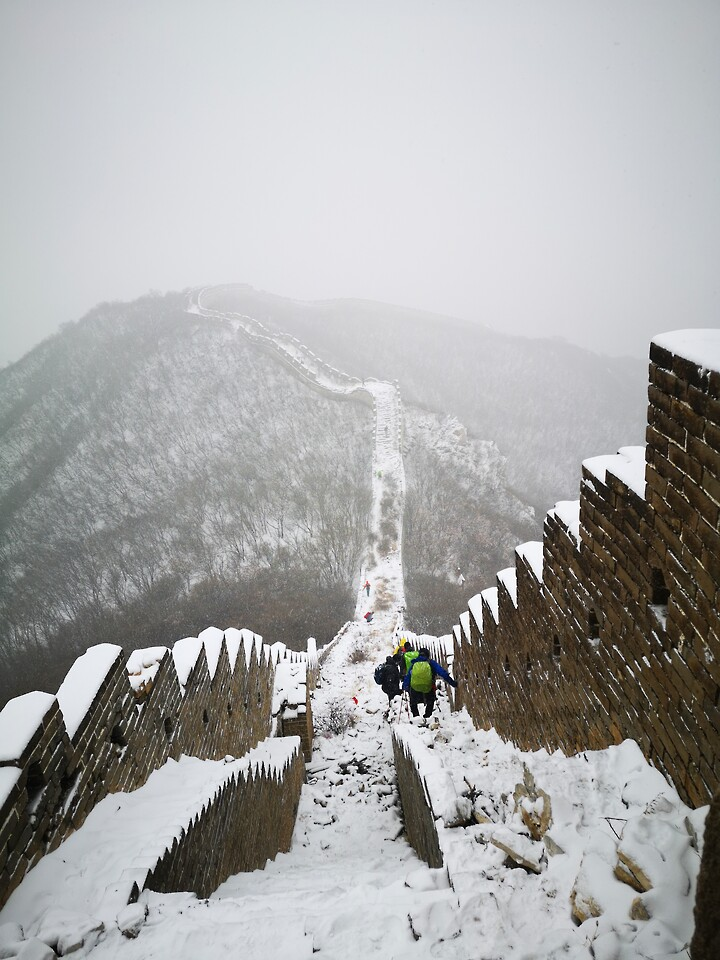 Switchback Great Wall, 2020/11/21 photo #16