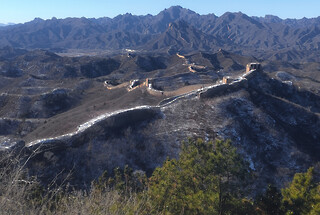 Gubeikou Great Wall Loop, 2020/11/22