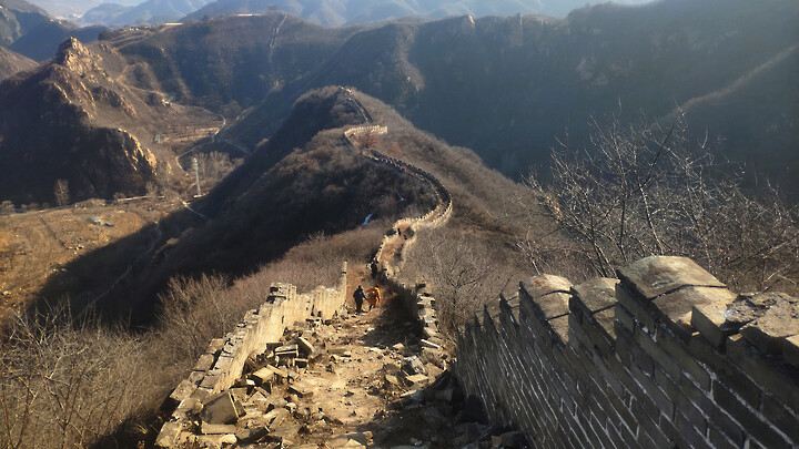 Longquanyu Great Wall, 2020/11/29