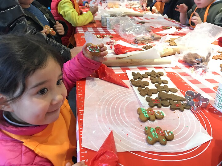 Kids Club Early Christmas Hike and Gingerbread Baking, 2020/12/20 photo #17