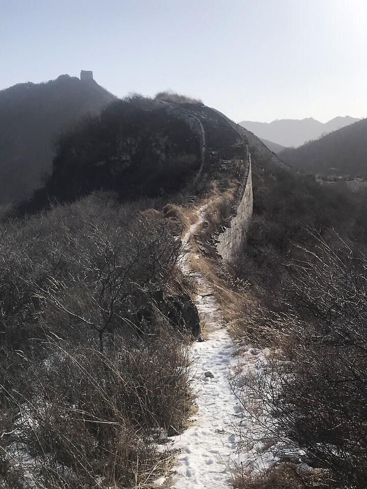 Stone Valley Great Wall Loop, 2020/12/23 photo #4