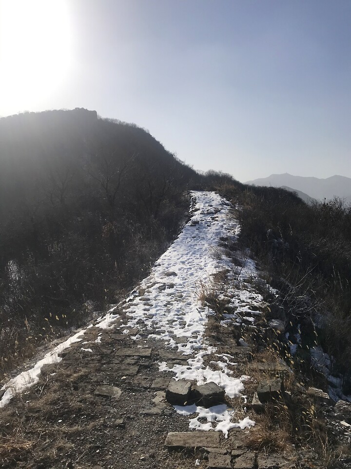 Stone Valley Great Wall Loop, 2020/12/23 photo #6