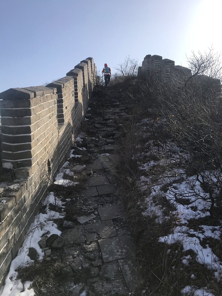 Stone Valley Great Wall Loop, 2020/12/23 photo #9