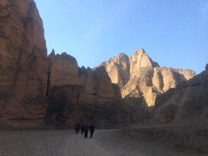 Lanzhou Danxia Landform, Yellow River Stone Forest, and Bingling Temple, Gansu Province, 2020/12 photo #13