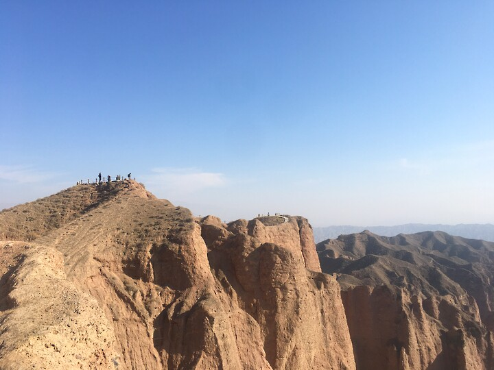 Lanzhou Danxia Landform, Yellow River Stone Forest, and Bingling Temple, Gansu Province, 2020/12 photo #15