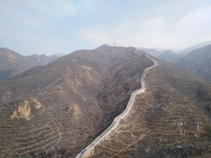 Snowy Badaling Ancient Great Wall, 2021/02/24 photo #42