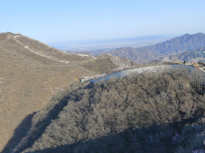 Jiankou Great Wall to Beigou Village sundown hike, 2021/04/04 photo #5