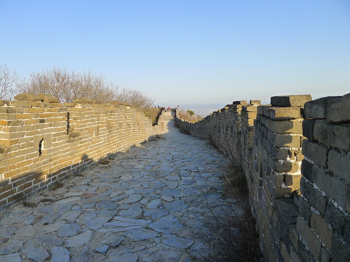 Jiankou Great Wall to Beigou Village sundown hike, 2021/04/04 photo #16