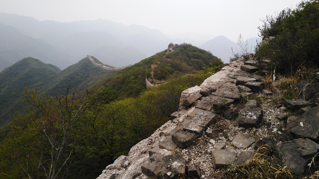 Stone Valley Great Wall, 2021/04/25