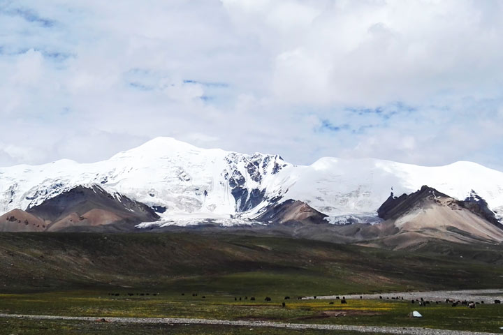 Amne Machin Snow Mountain and Glacier, Qinghai Province, 2018/11 photo #10