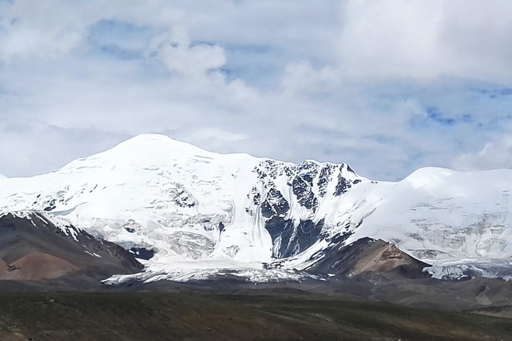 Amne Machin Snow Mountain and Glacier, Qinghai Province, 2018/11 photo #13
