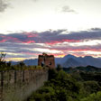 See sunset from the Great Wall at Gubeikou