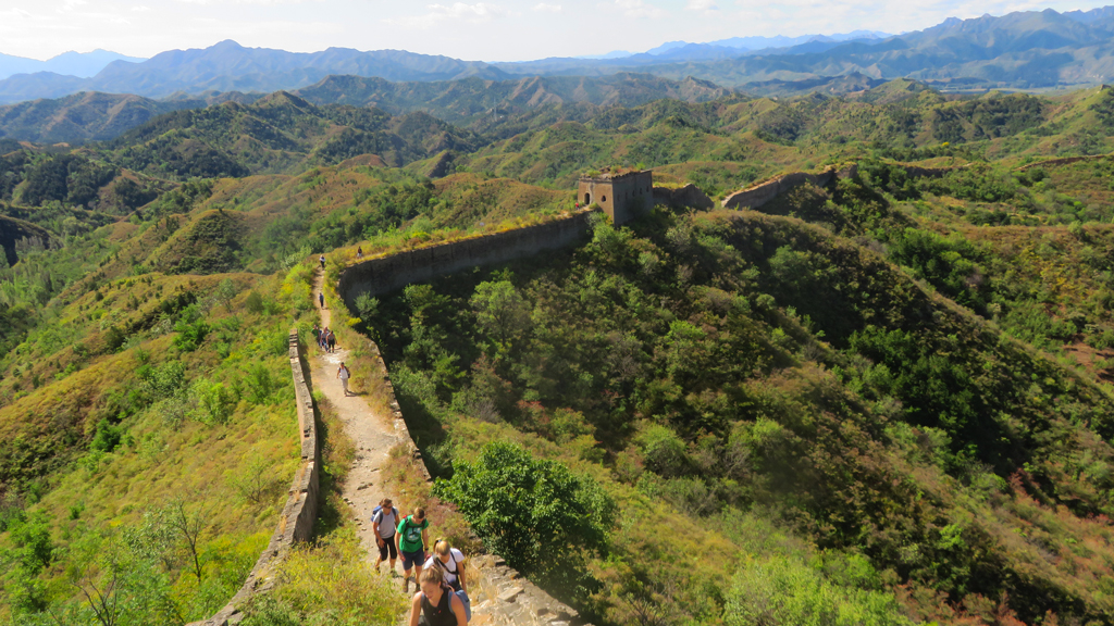 Gubeikou to Jinshanling Great Wall | Hiking from Gubeikou to the Jinshanling Great Wall