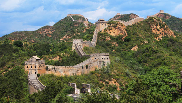 Jinshanling Great Wall | Towers of the Jinshanling Great Wall