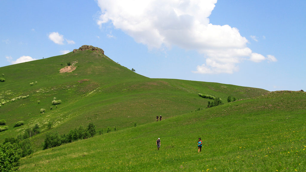 Bashang Grasslands, Hebei | Hiking the hills of the Bashang Grasslands