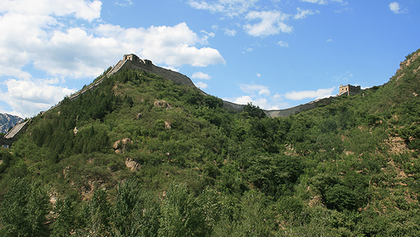The Great Wall at Huanghuacheng