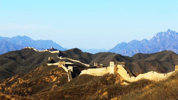 Jinshanling Great Wall | The towers of the Jinshanling Great Wall