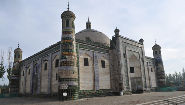 The Tomb of the Fragrant Concubine, Kashgar