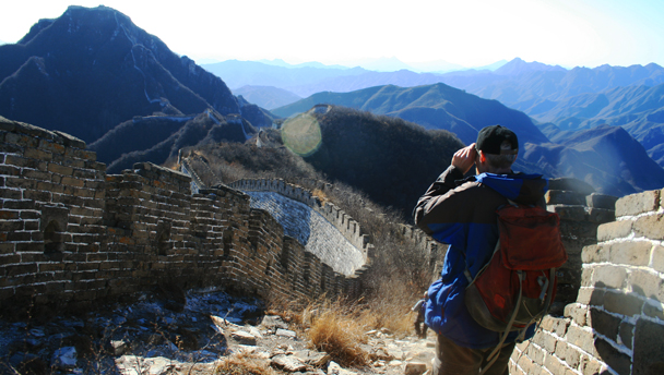 Jiankou 'Big West' Great Wall | Getting a closer look at a stretch of Great Wall