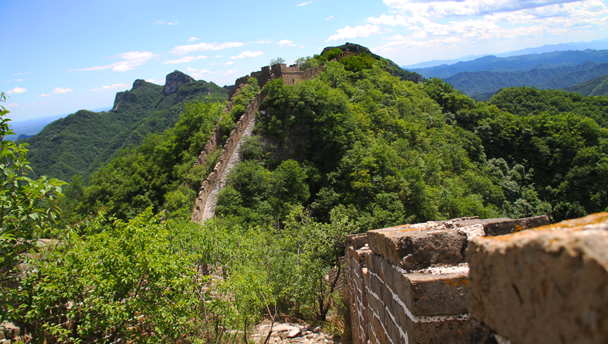 The Great Wall at Jiankou