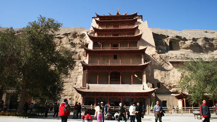 Mogao Grottoes, Dunhuang