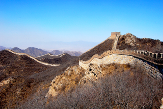 The General's Tower on the Stone Valley Great Wall.