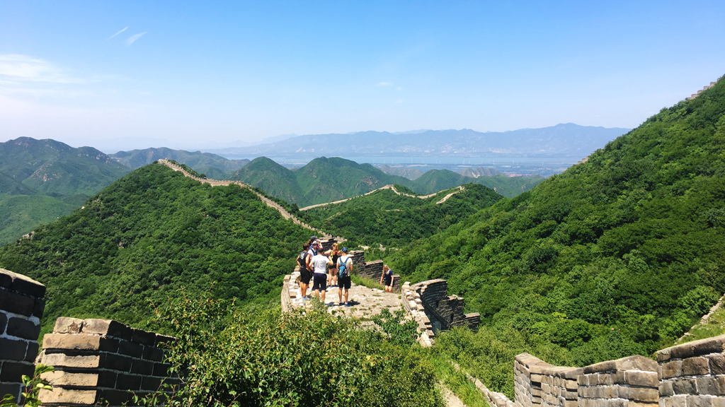 Stone Valley Great Wall | Hiking on the 'wild' Great Wall in Yanqing District