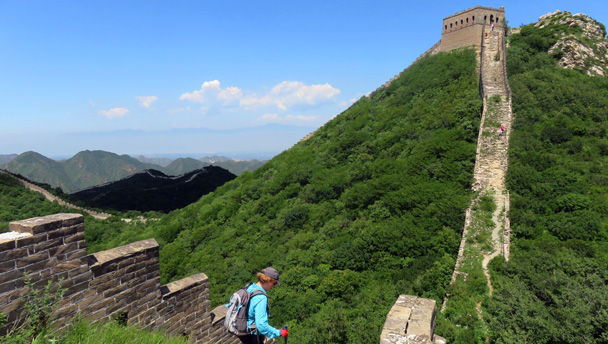 The General's Tower on the Switchback Great Wall